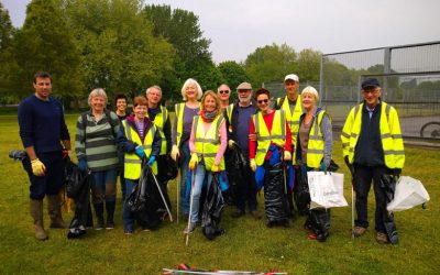Litter Pick Leader – volunteer needed!