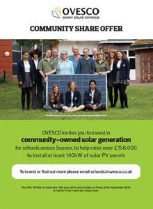 Ovesco Community Share Offer