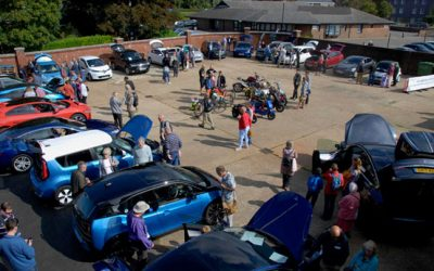 Five things we learned at the Lewes Electric Car Show