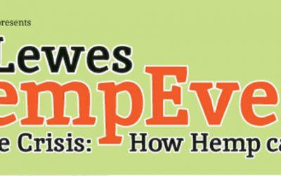 Lewes HempEvent: How hemp can help tackle the climate crisis