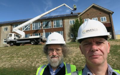 OVESCO '2nd Use Solar' project