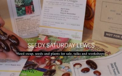 Seedy Saturday Lewes 2020