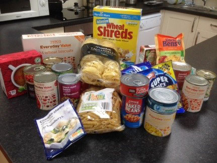 Lewes Food Banks – how and where to donate