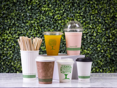 Compostable plastic disposal service for Sussex