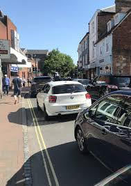 Lewes Town traffic