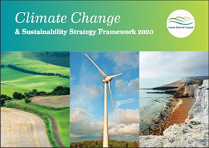 Link to climate strategy news