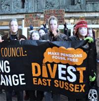 Divest East Sussex