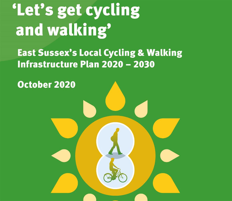 Have your say on East Sussex's walking and cycling plan