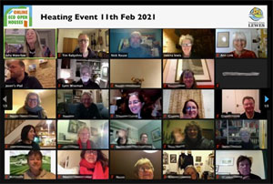 Heating Event February 2021