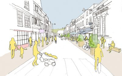 Want to help transform Lewes High Street?