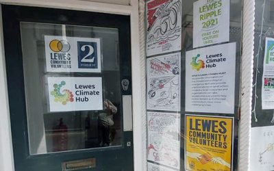 Lewes Climate Hub to open on 22 May