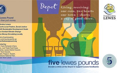 Lewes Pound's Donate-a-Drink returns