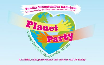 Planet Party: a Lewes Festival for Climate Action