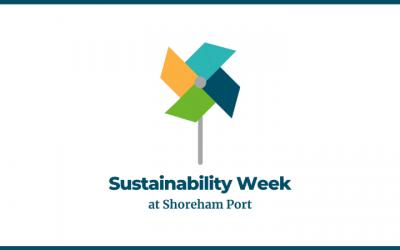 Sustainability Week at Shoreham Port